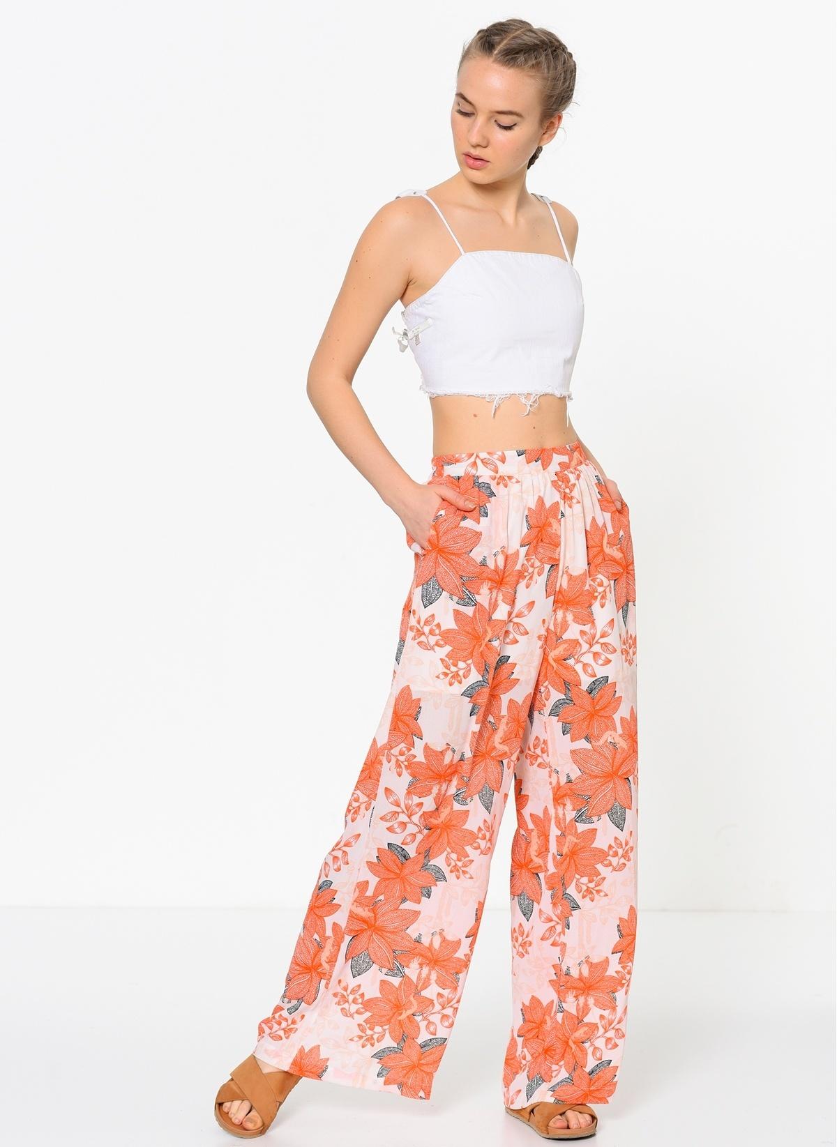 Vero Moda Pantolon 10152669 Vmflora Wide Pants D2-3 – 69.9 TL